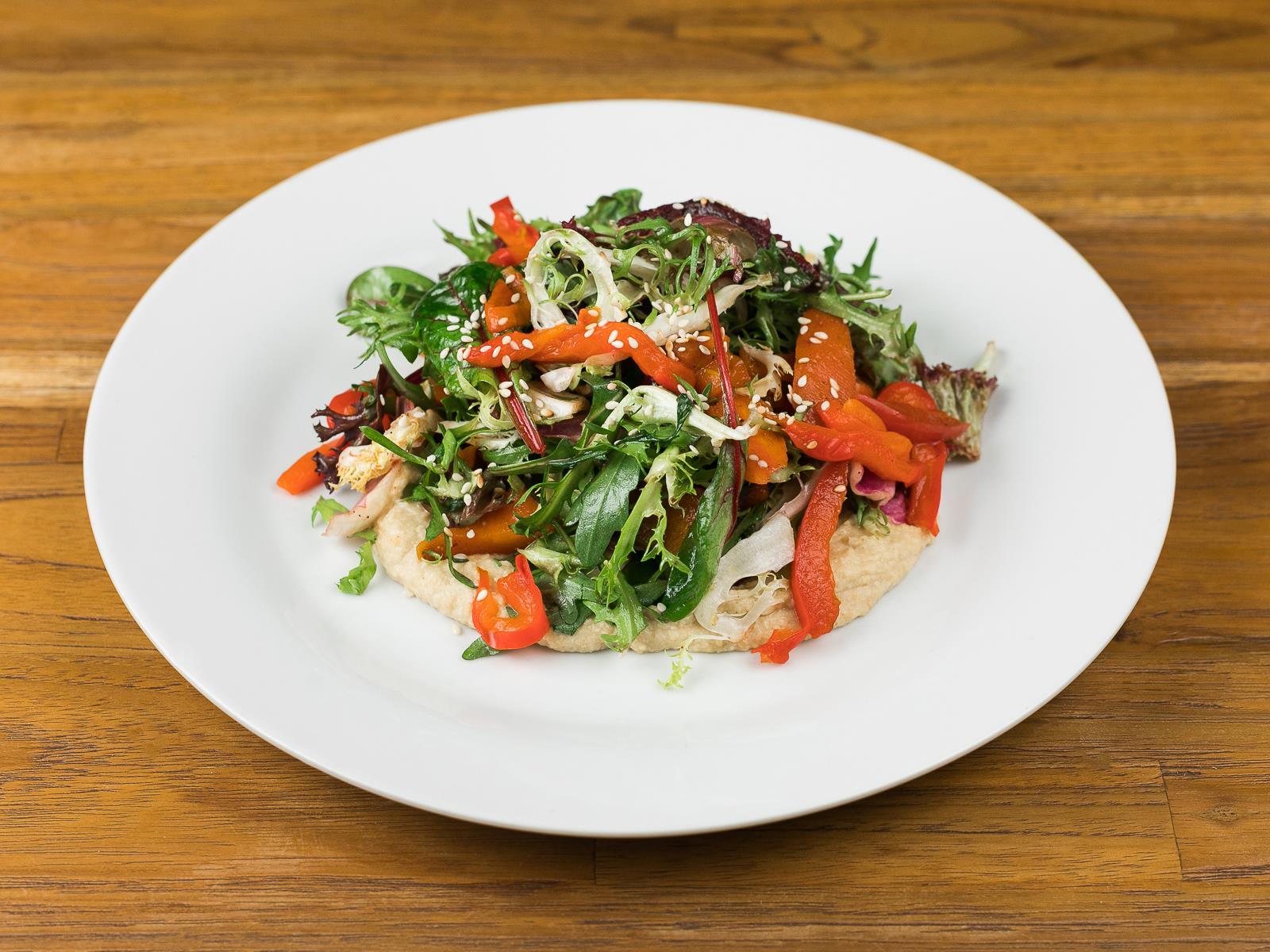 Салат по-мароккански