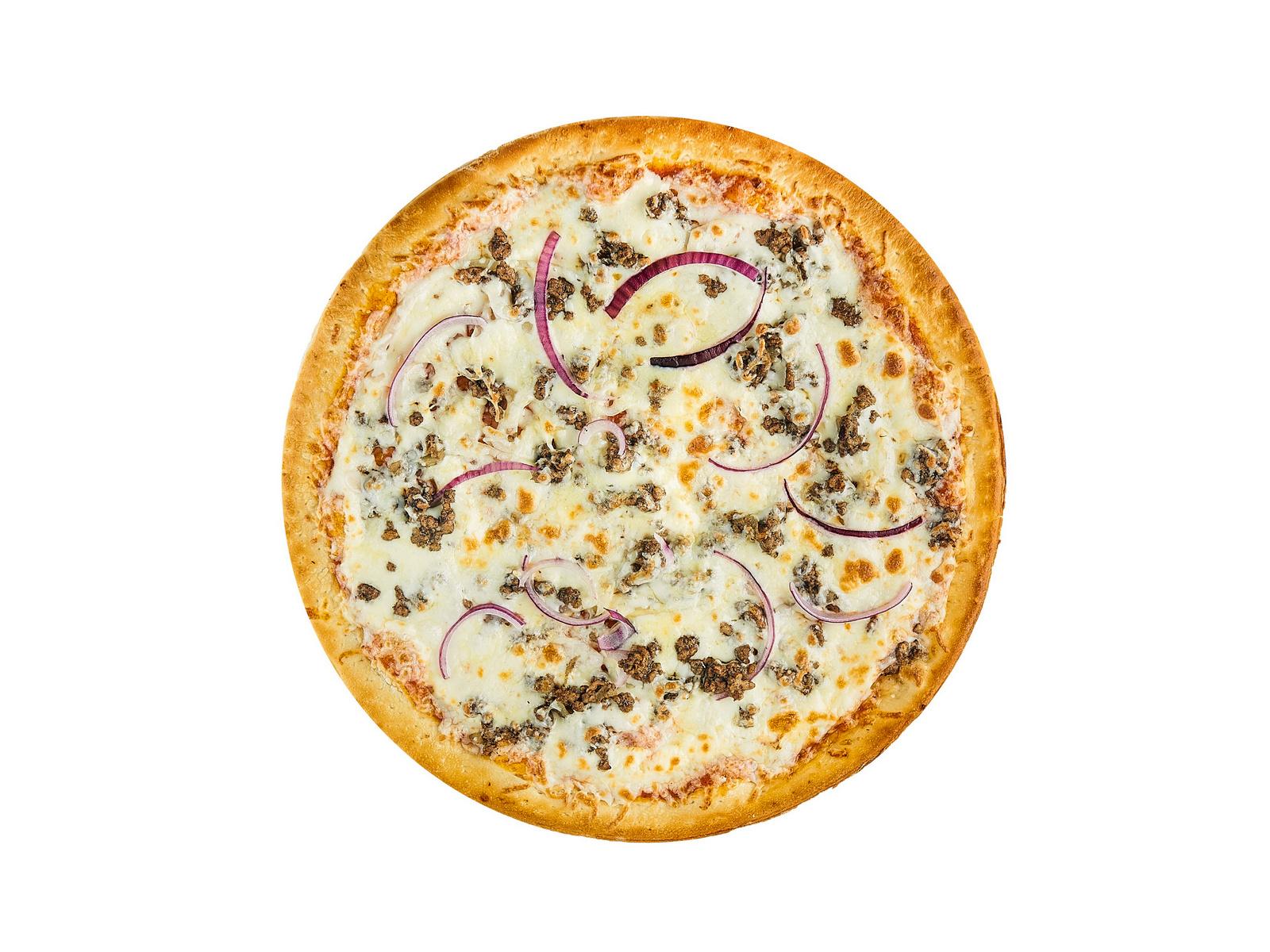 Пицца Болоньезе сытная