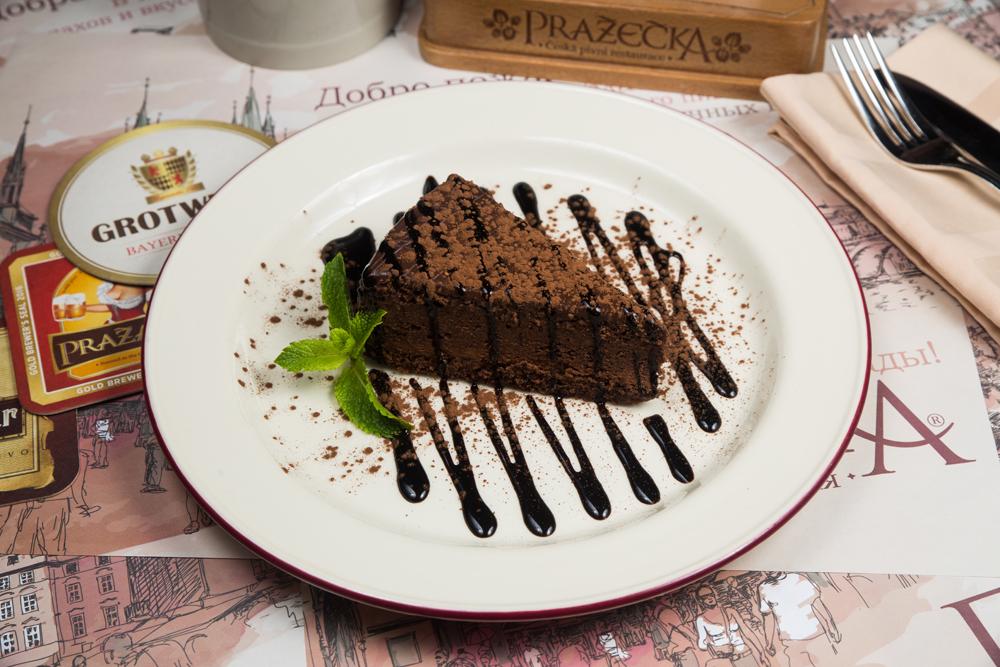 Торт Прага - тот самый!