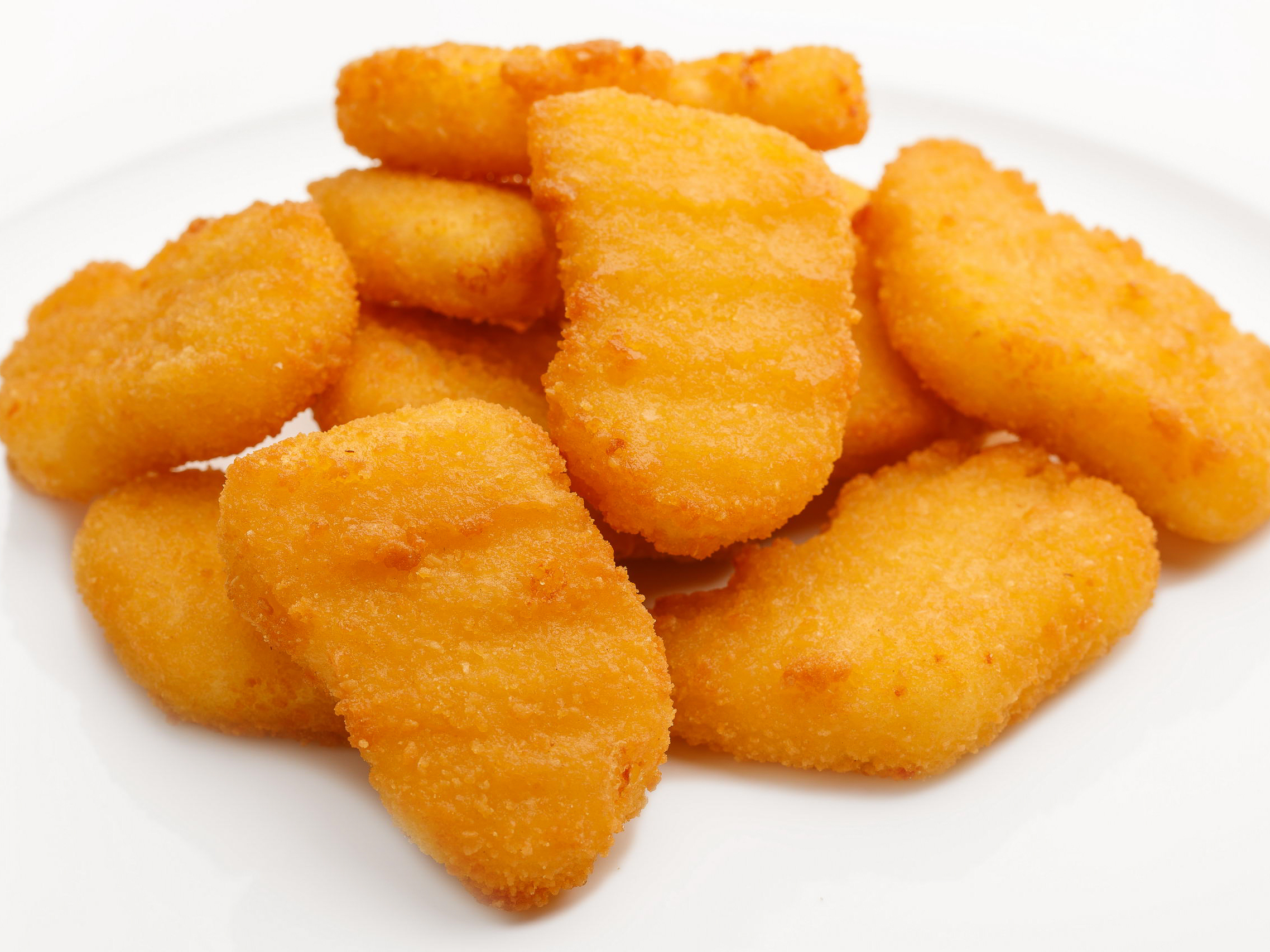 Сырные наггетсы
