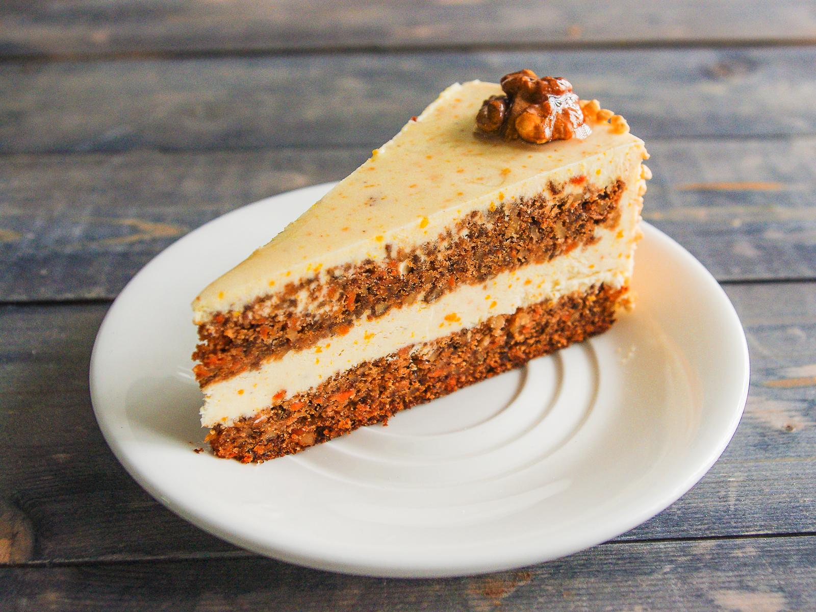 Торт Морковный с крем-чизом