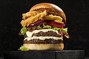 Fridays Теннесси бургер ултимейт без гарнира
