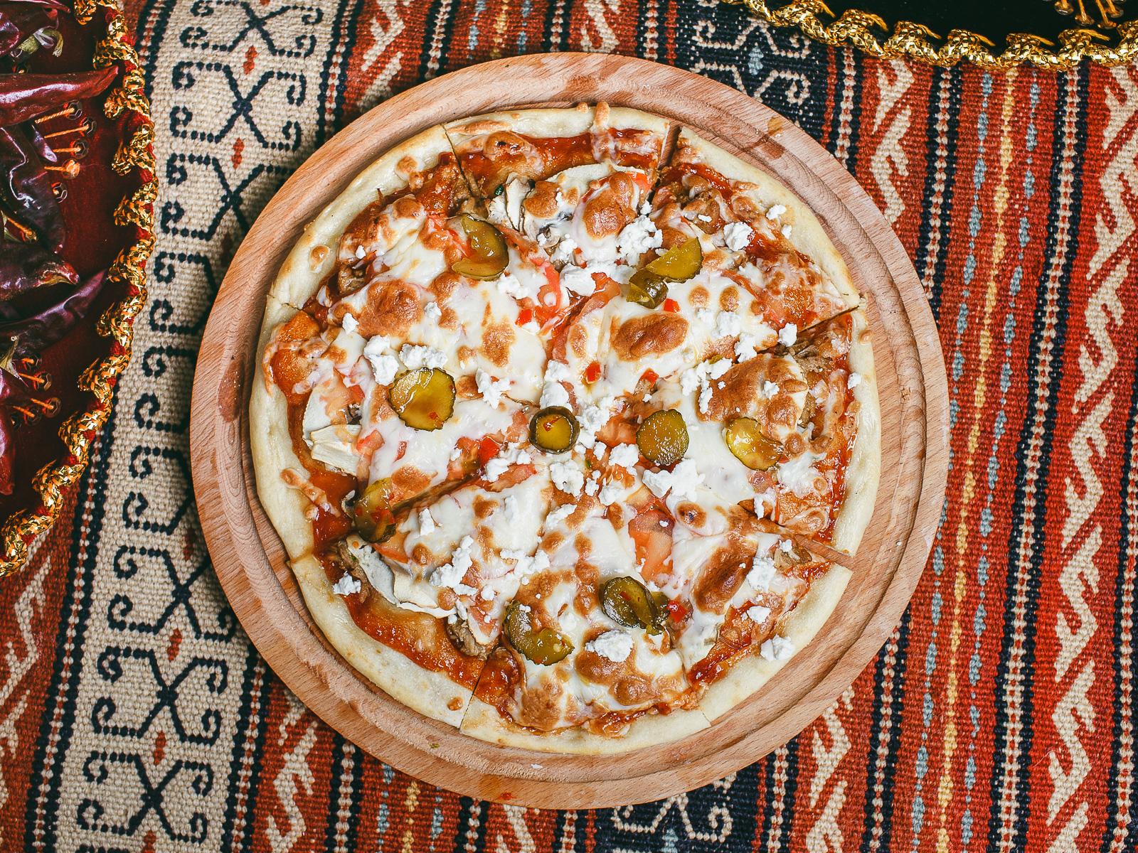 Пицца Мексика Алегри