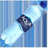 Аква Минерале 0,5 л. (газированная)