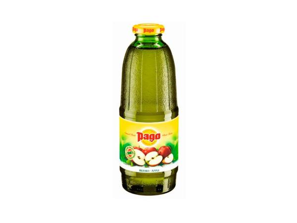 Сок Pago яблоко 0,2 л