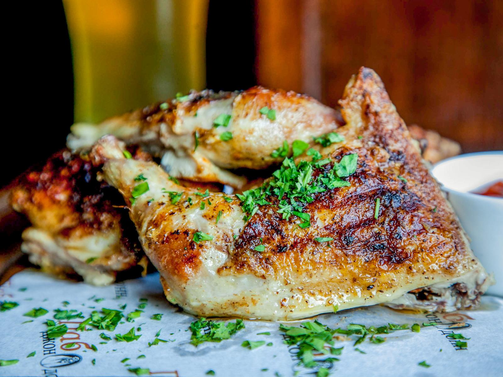 Цыпленок-гриль