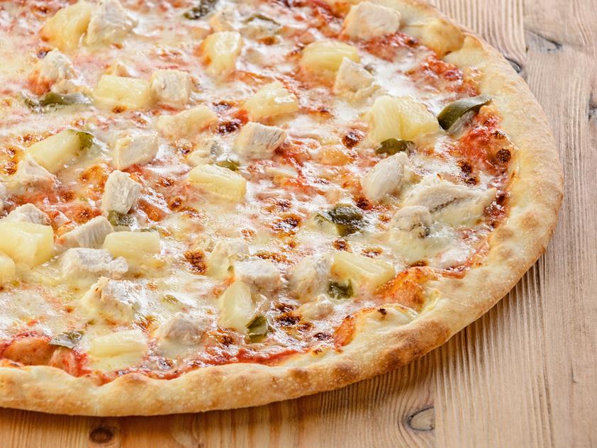 Пицца Тропикано