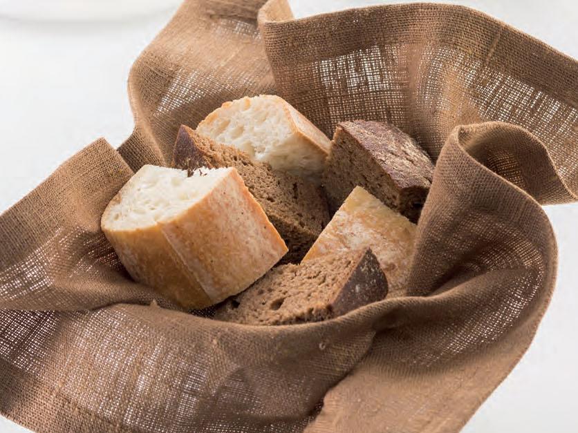 Хлебный мешочек