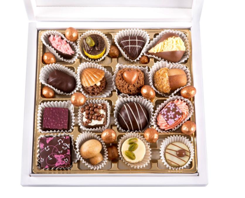 Шоколадный набор Мольберт