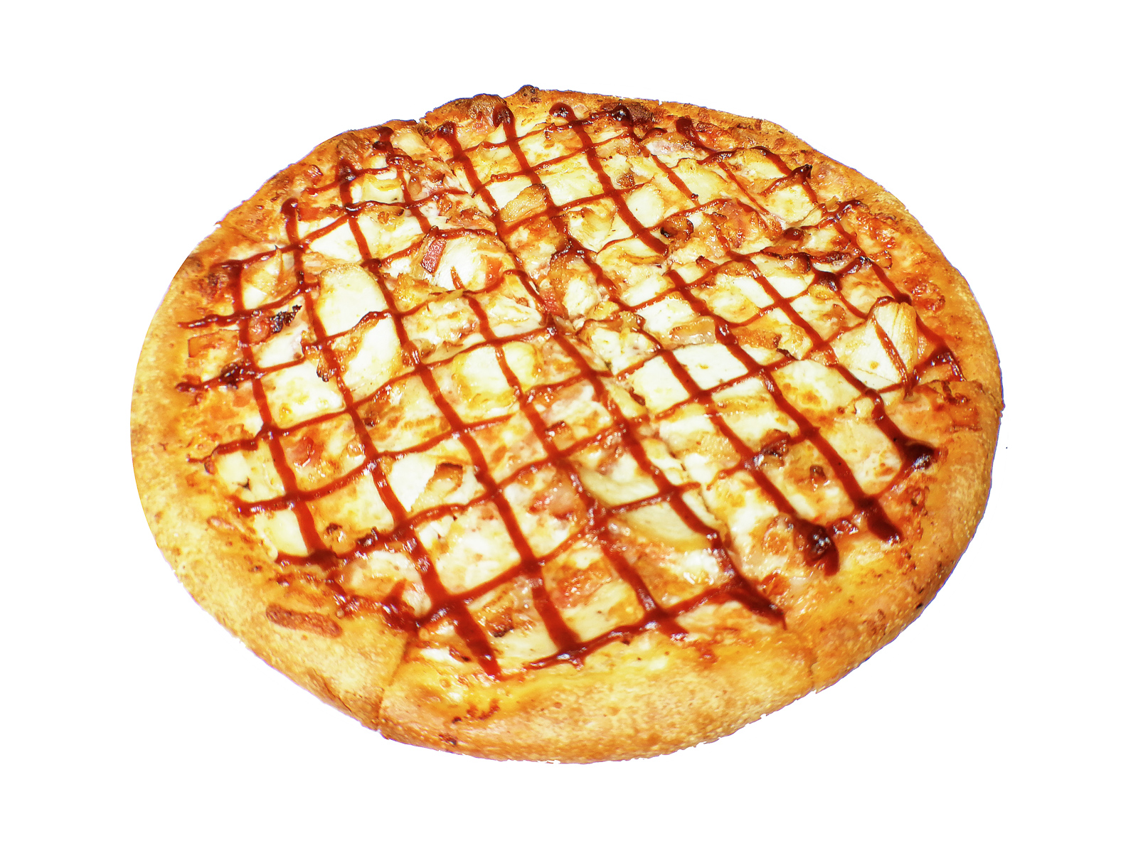 Пицца Барбекю цыпленок