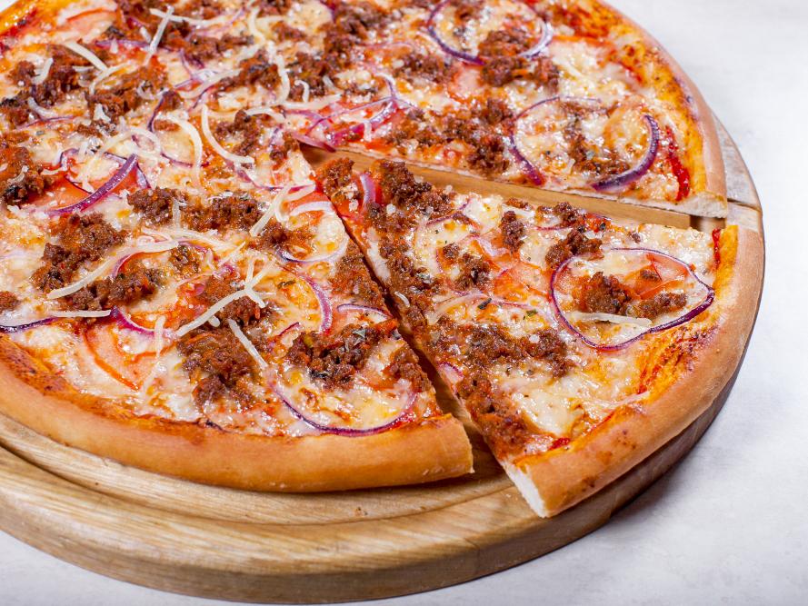 Пицца Болоньезе
