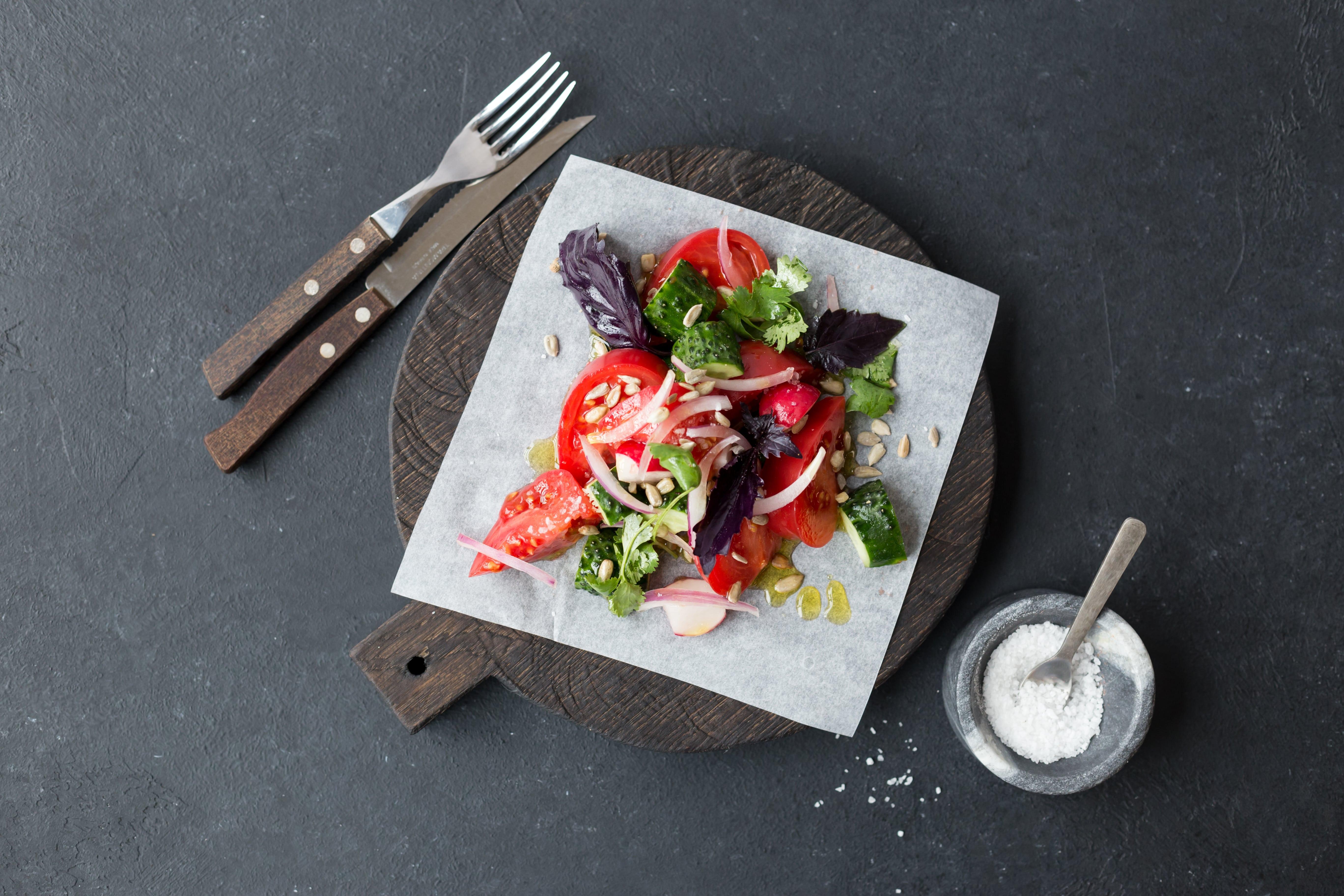 Кубанский салат