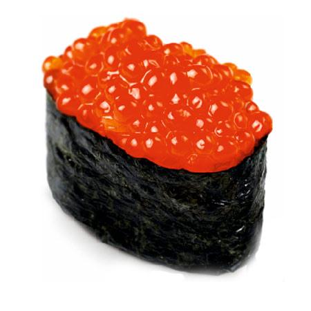 Суши с икрой