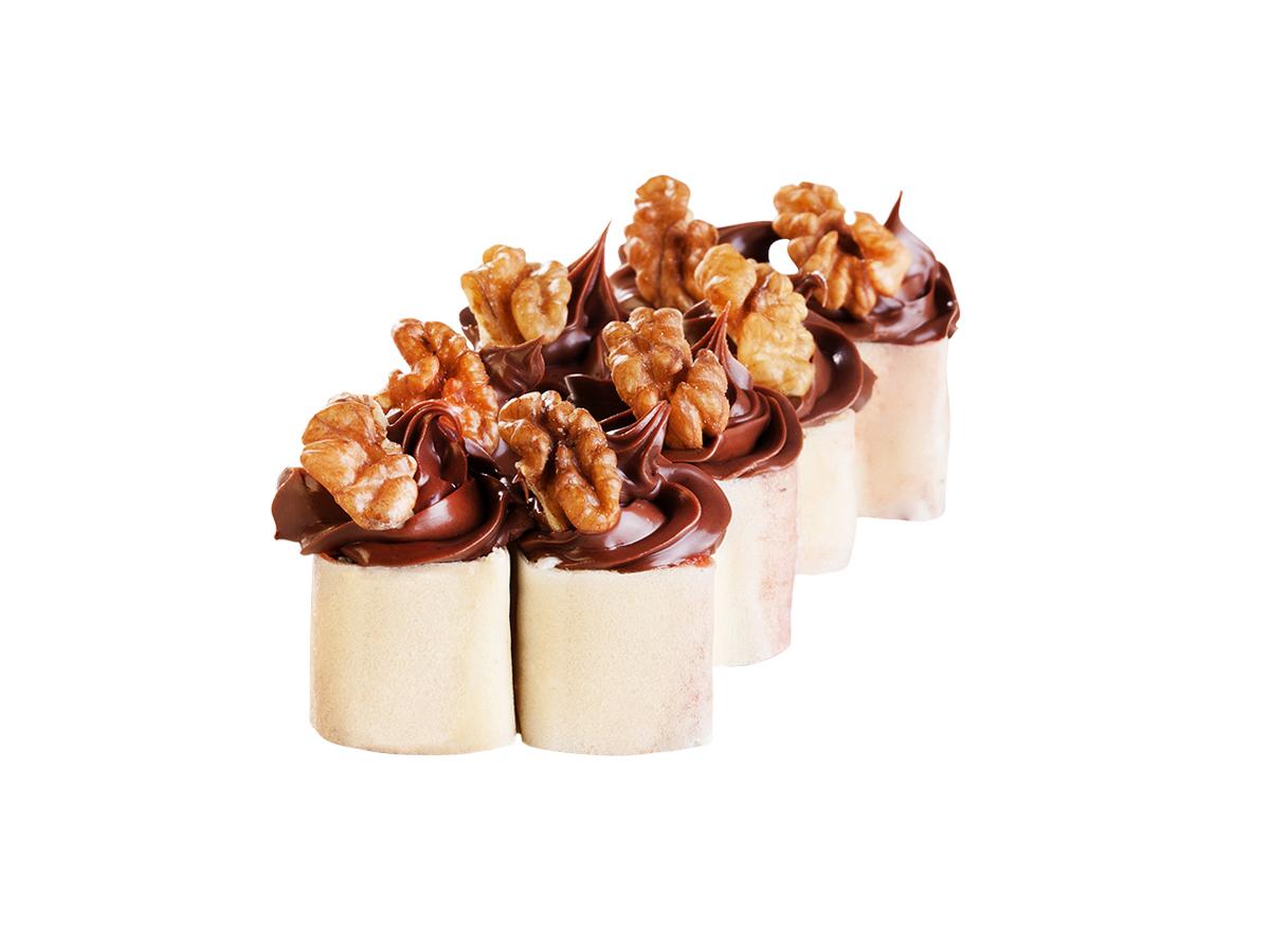 Шоколадный ролл