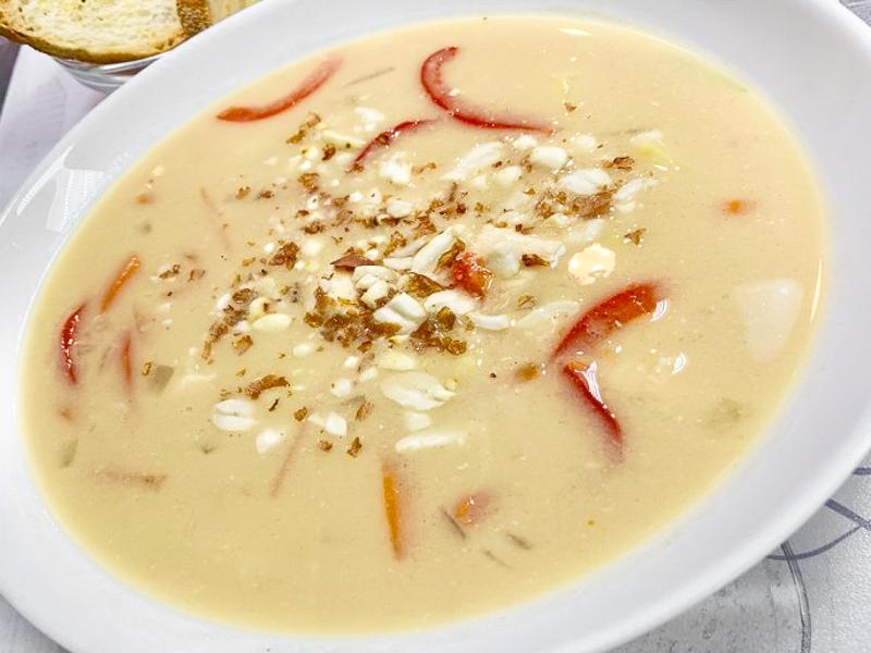 Суп Арахисовый