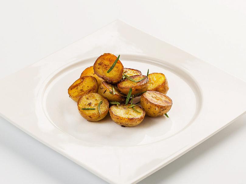 Жареный мини-картофель