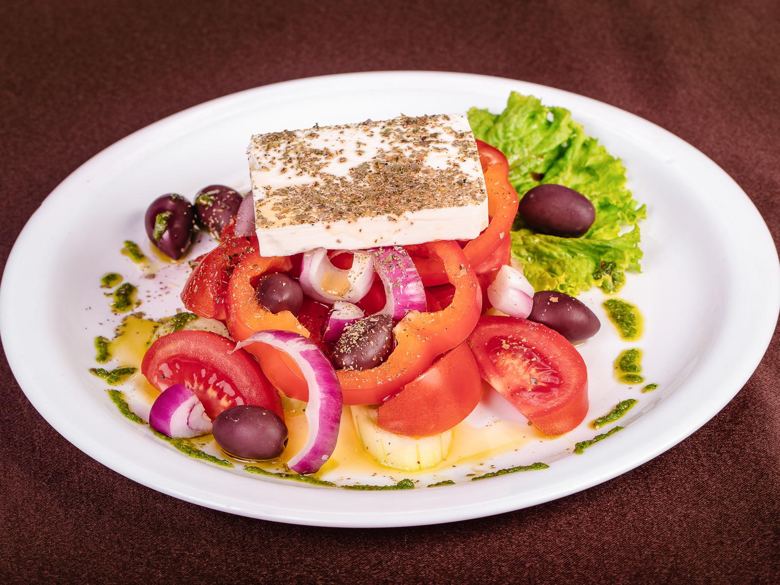 Грек-салат