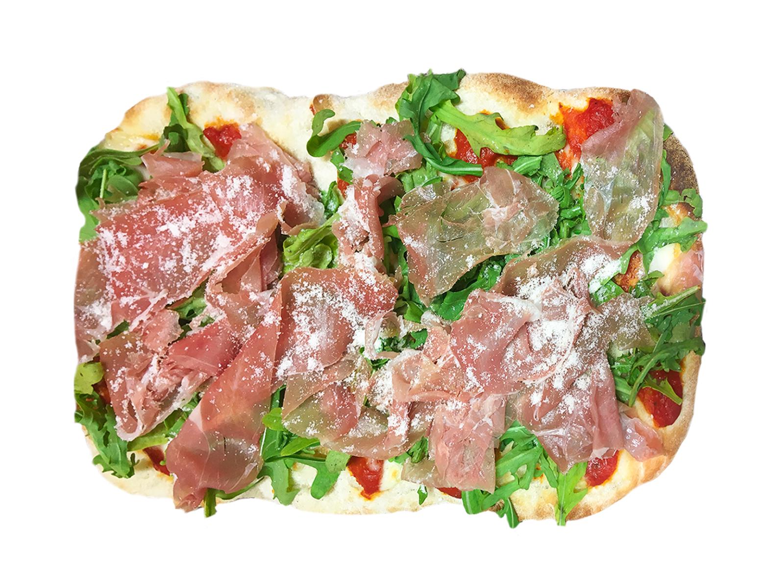 Пицца Прошутто крудо