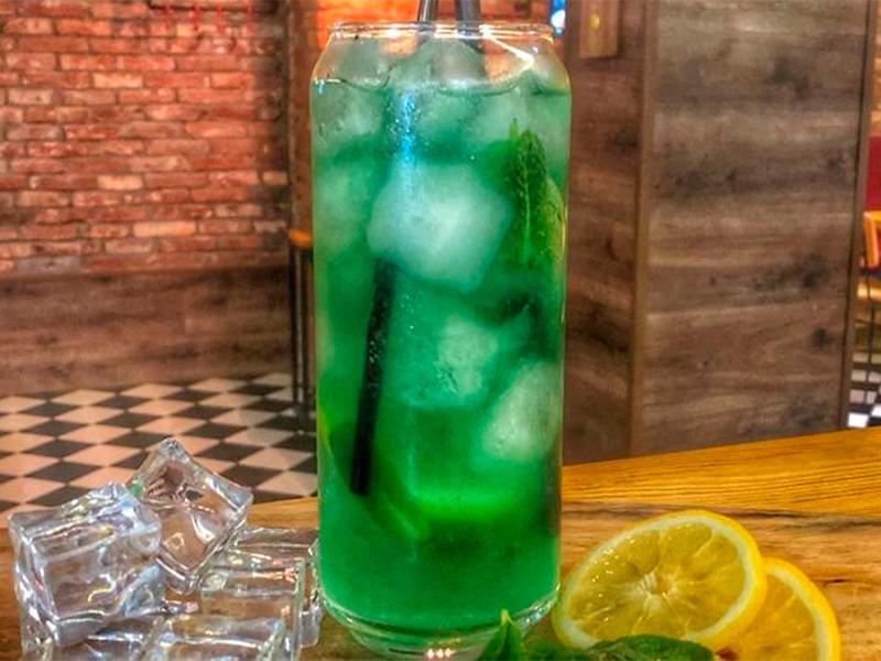Фирменный лимонад Тропический