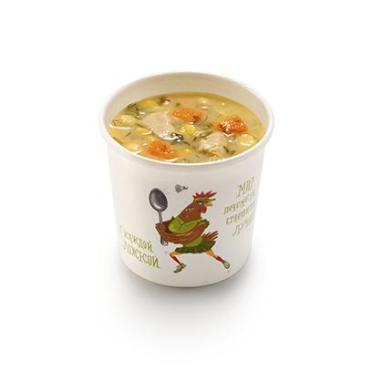 Финский гороховый суп