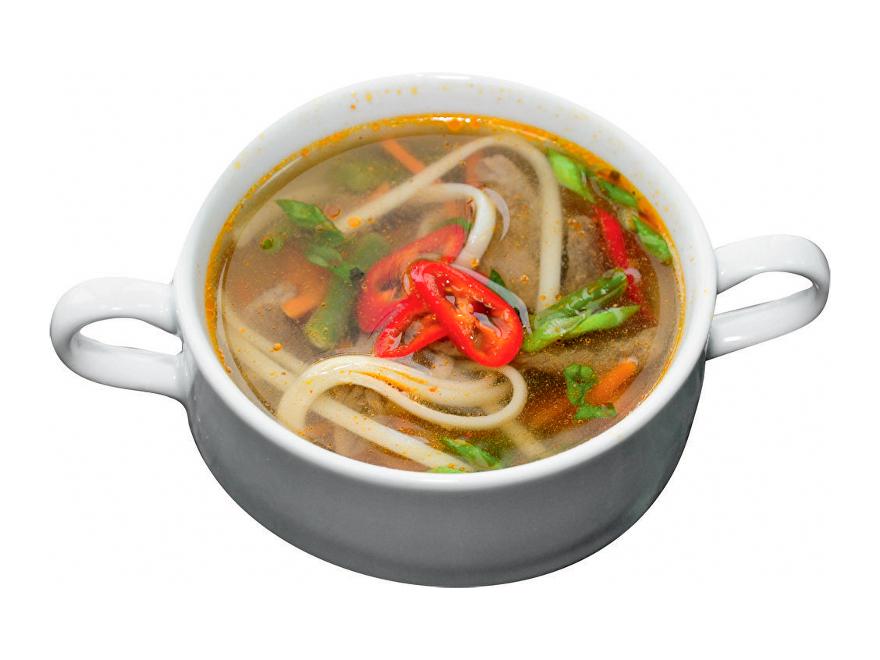 Суп Острый с говядиной