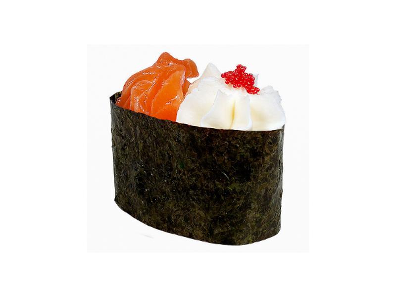 Сяке фила суши