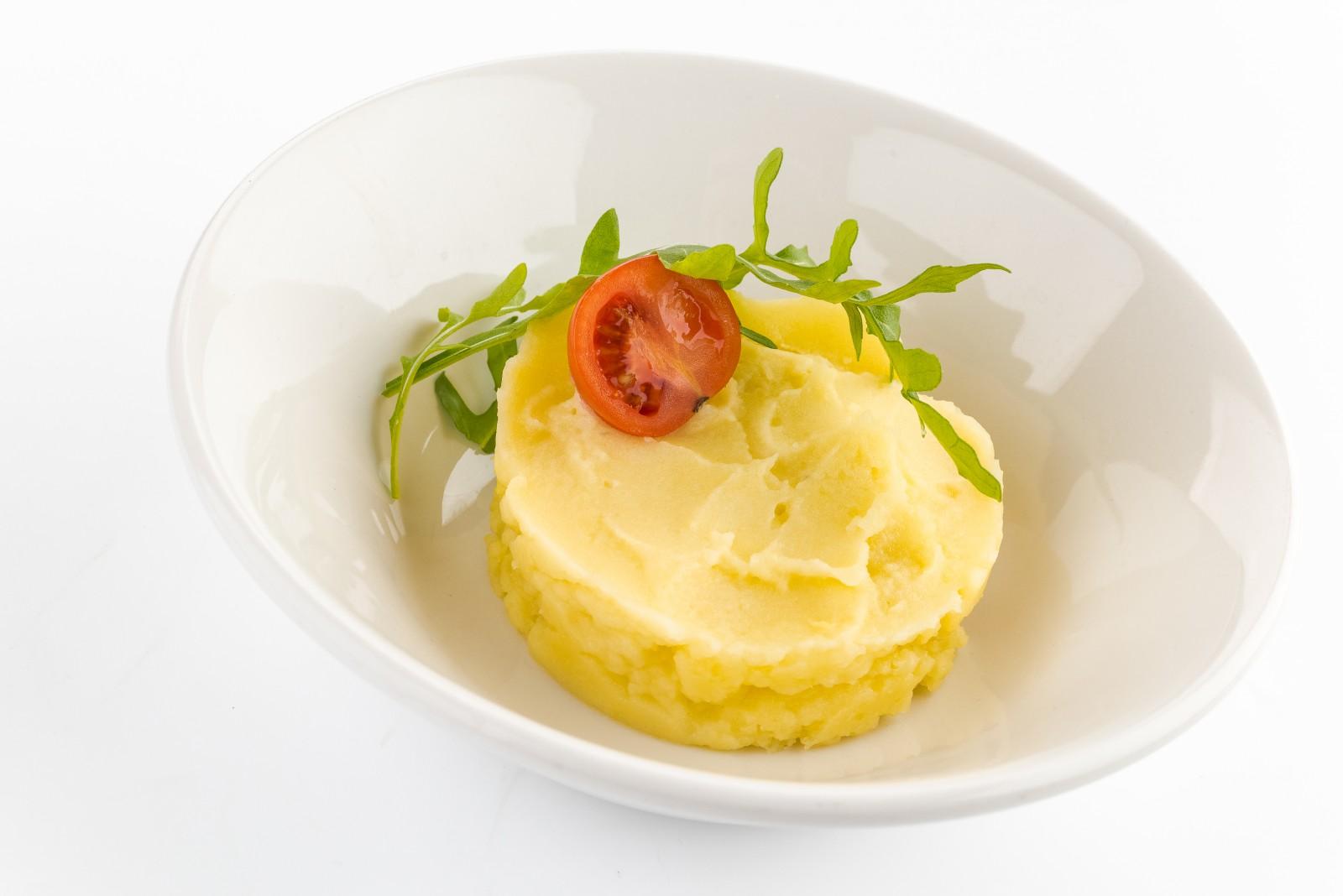 Картофельное пюре с трюфелем