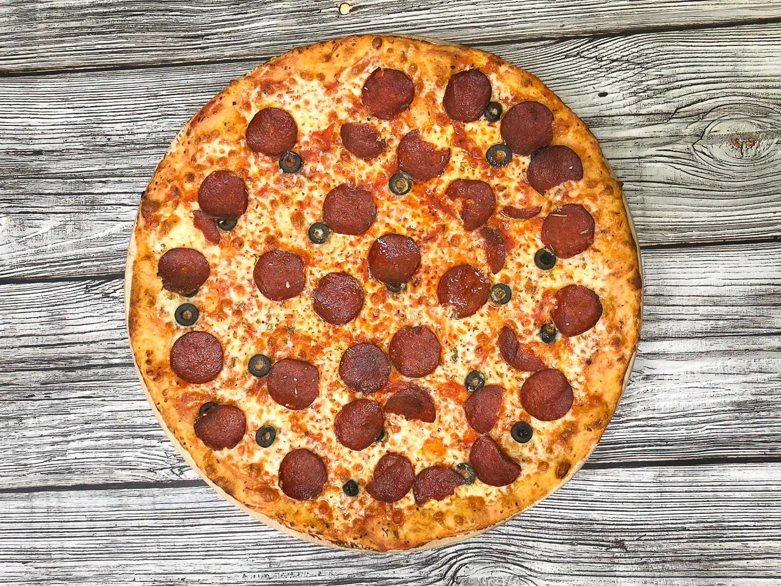 Пицца Пепперони Love
