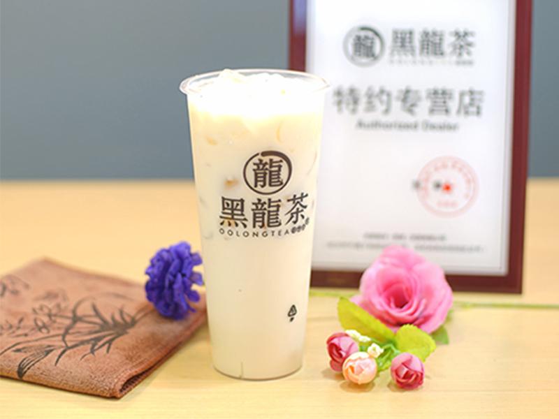 Молочный жасминовый чай