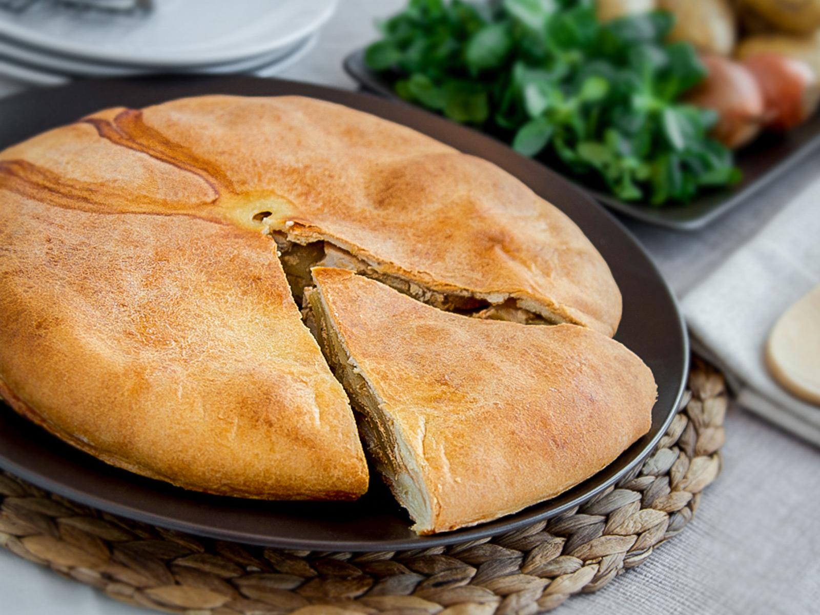 Пирог Русский курник