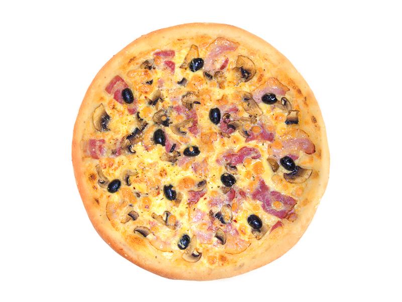 Пицца Сливочная карбонара