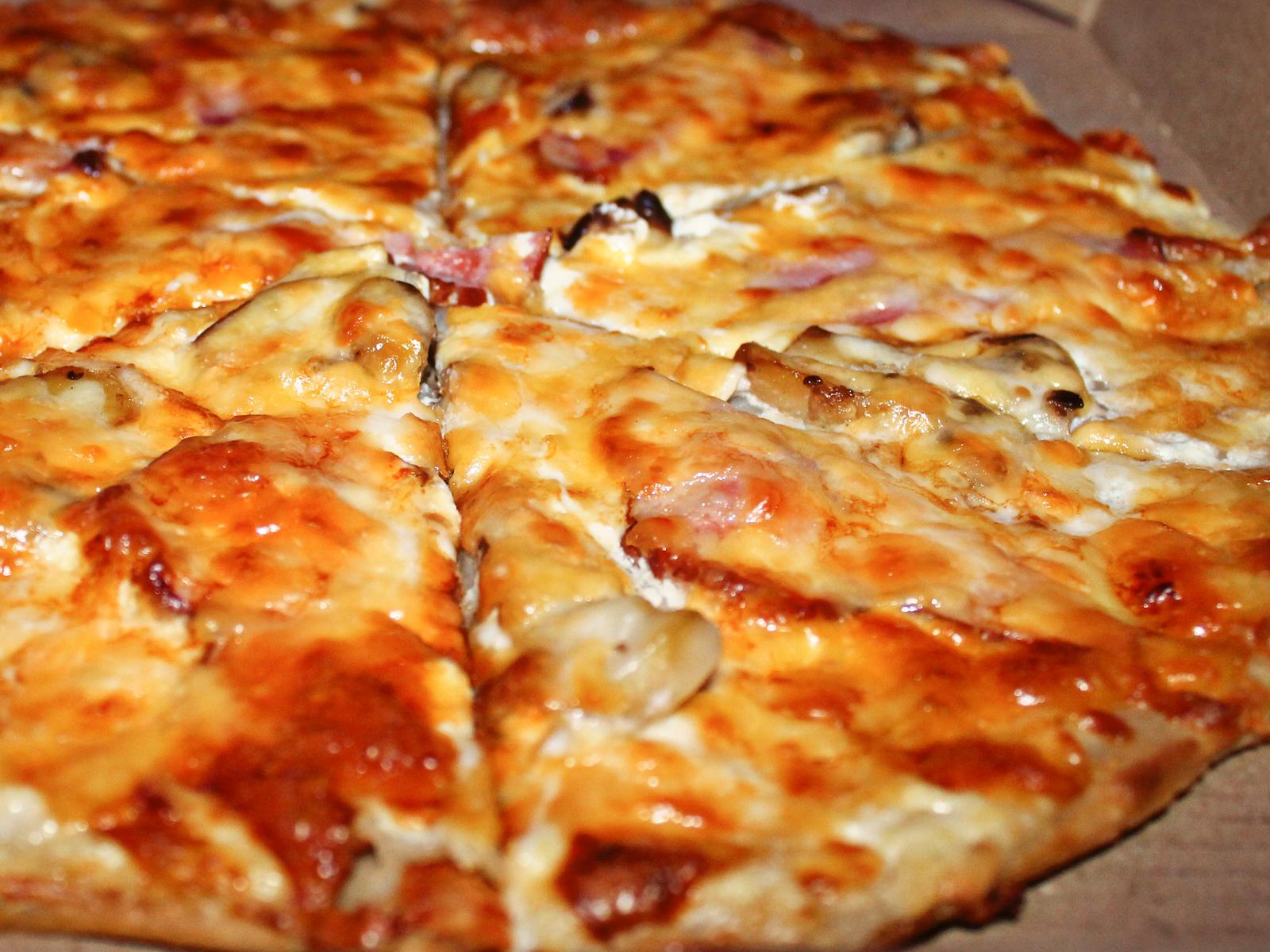Пицца Нежная ветчина
