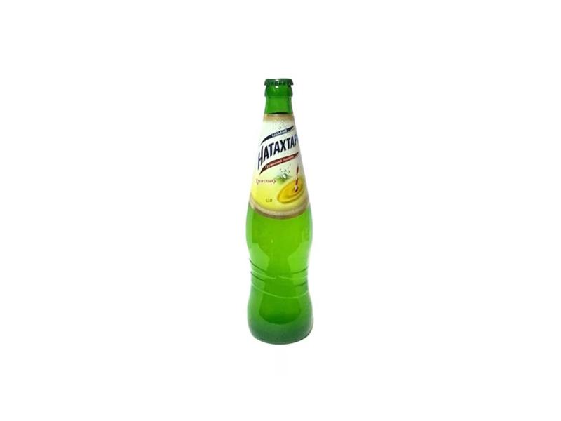 Лимонад Натахтари крем-сливки