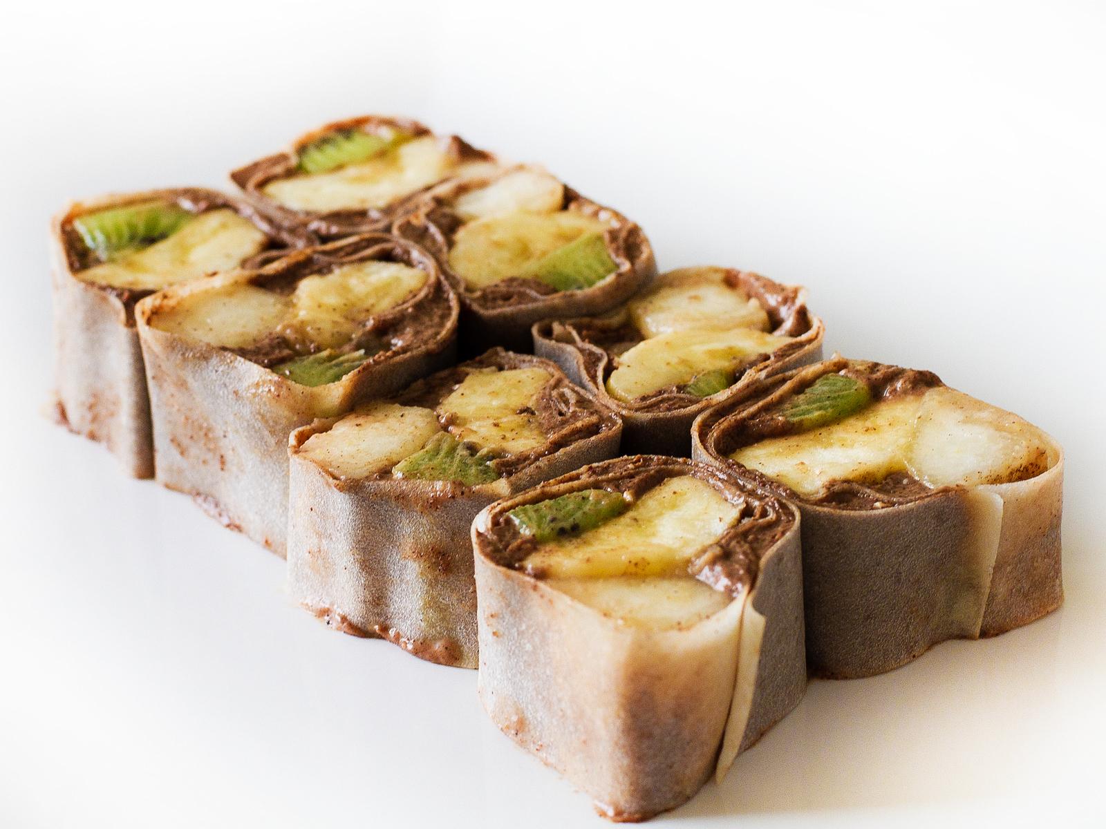 Ролл Сладкий шоколадный