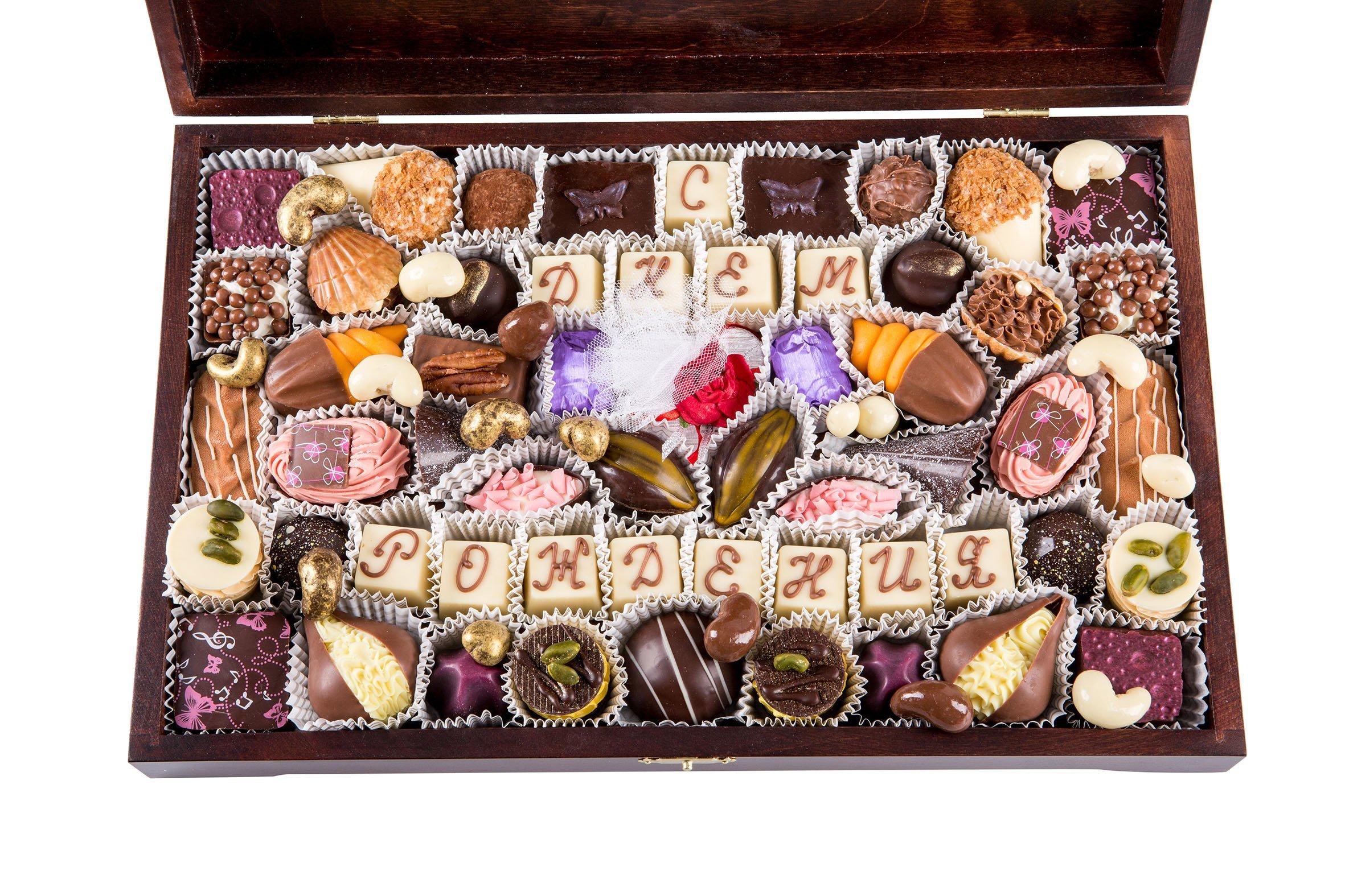 Шоколадный набор Для избранных
