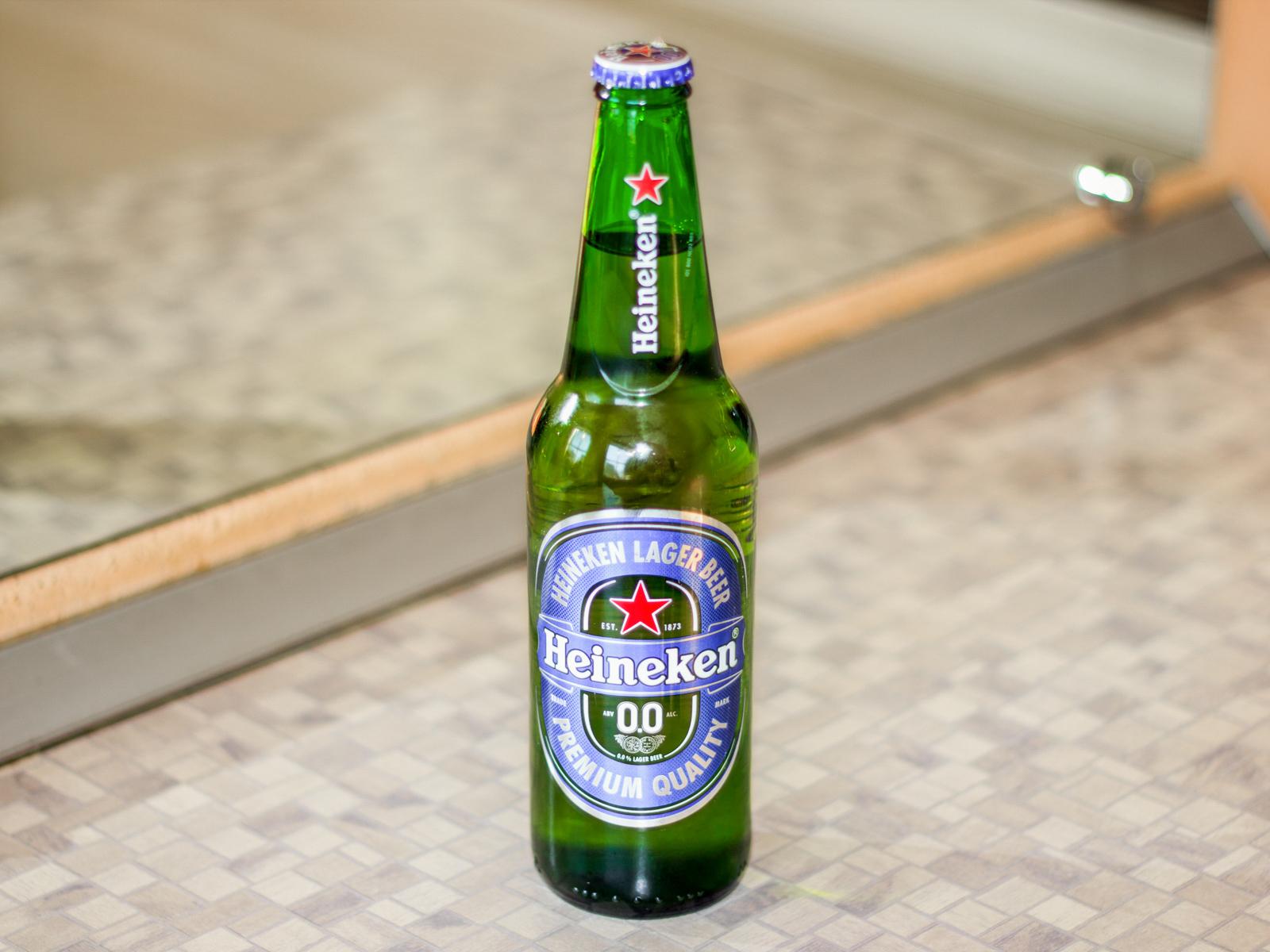 Безалкогольное пиво Heineken