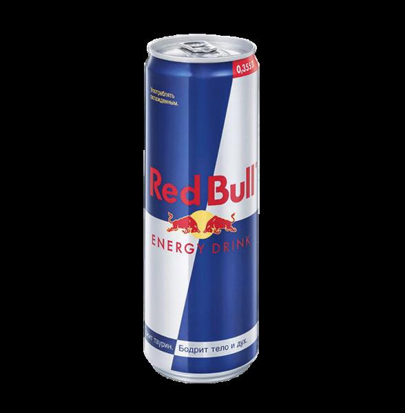 Напиток энергетический, Red Bull