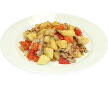 Картошечка с курицей