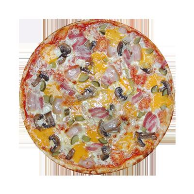 Пицца Коста-брава