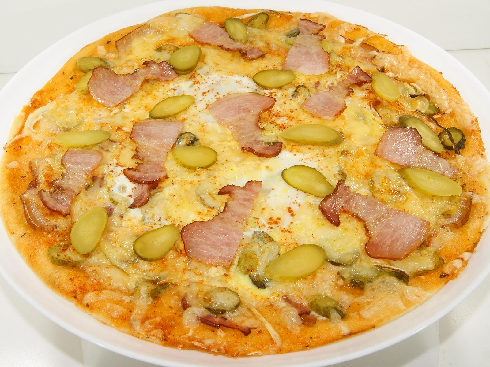 Пицца Вулкано