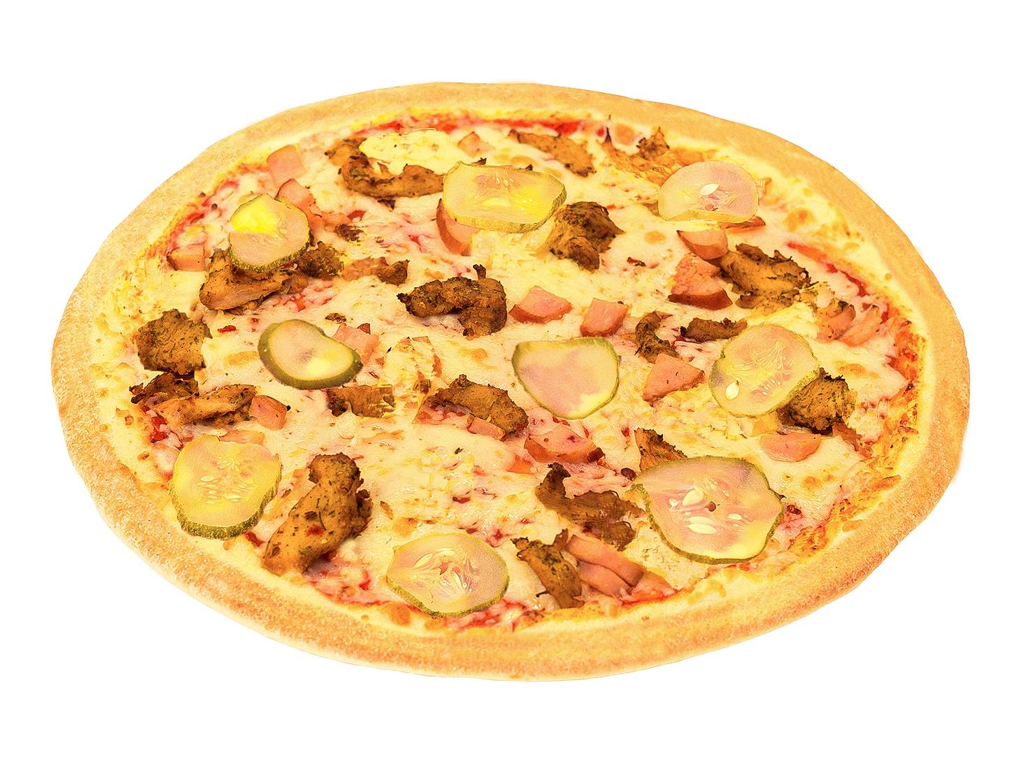 Пицца Грудка барбекю