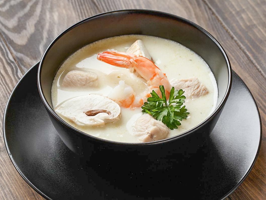 Суп Том Кха