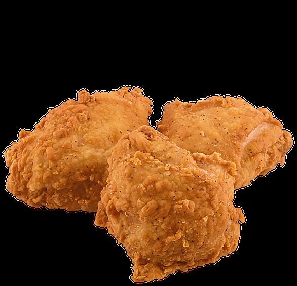 Хрустящий цыпленок