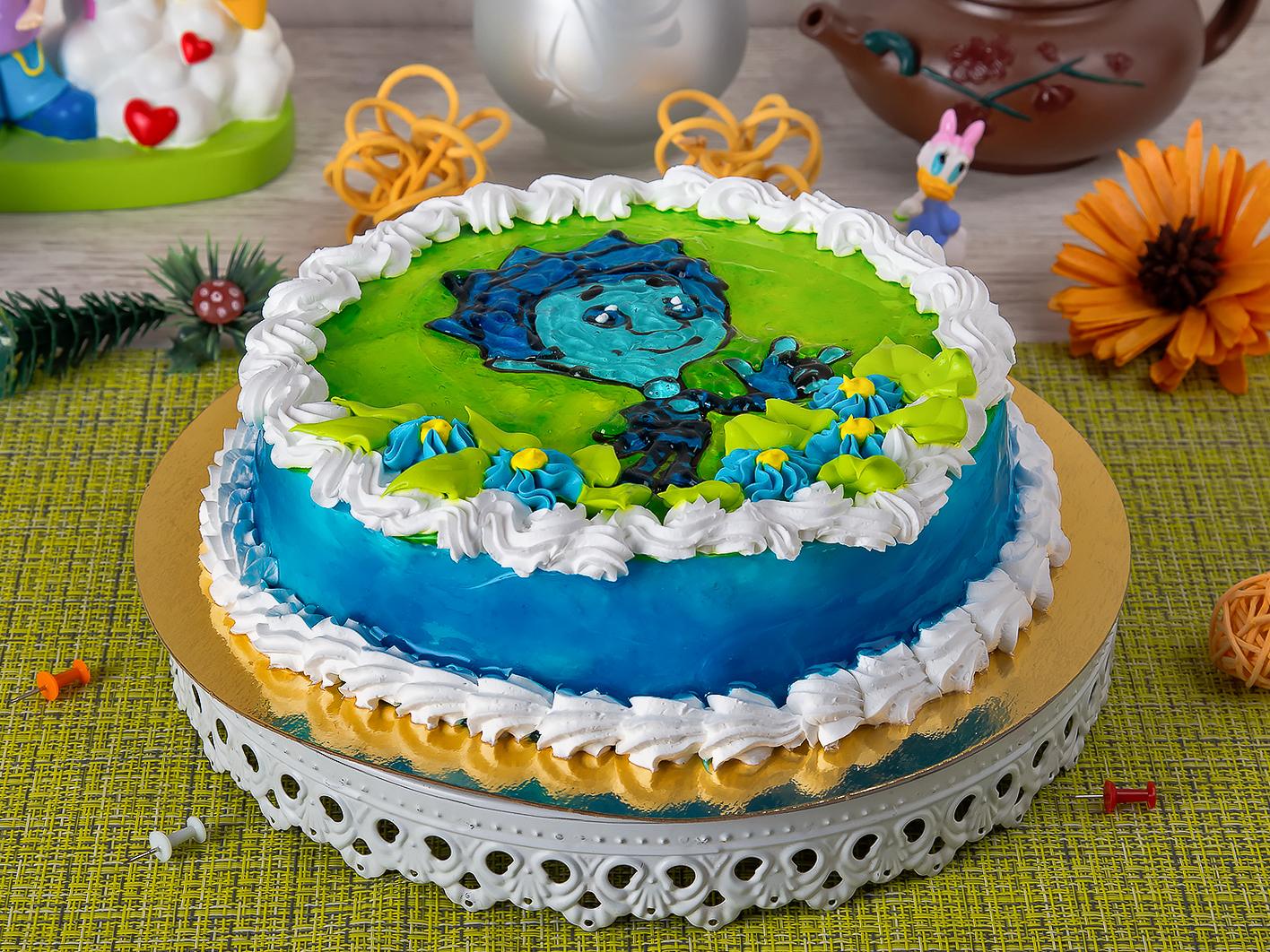 Торт Фиксики