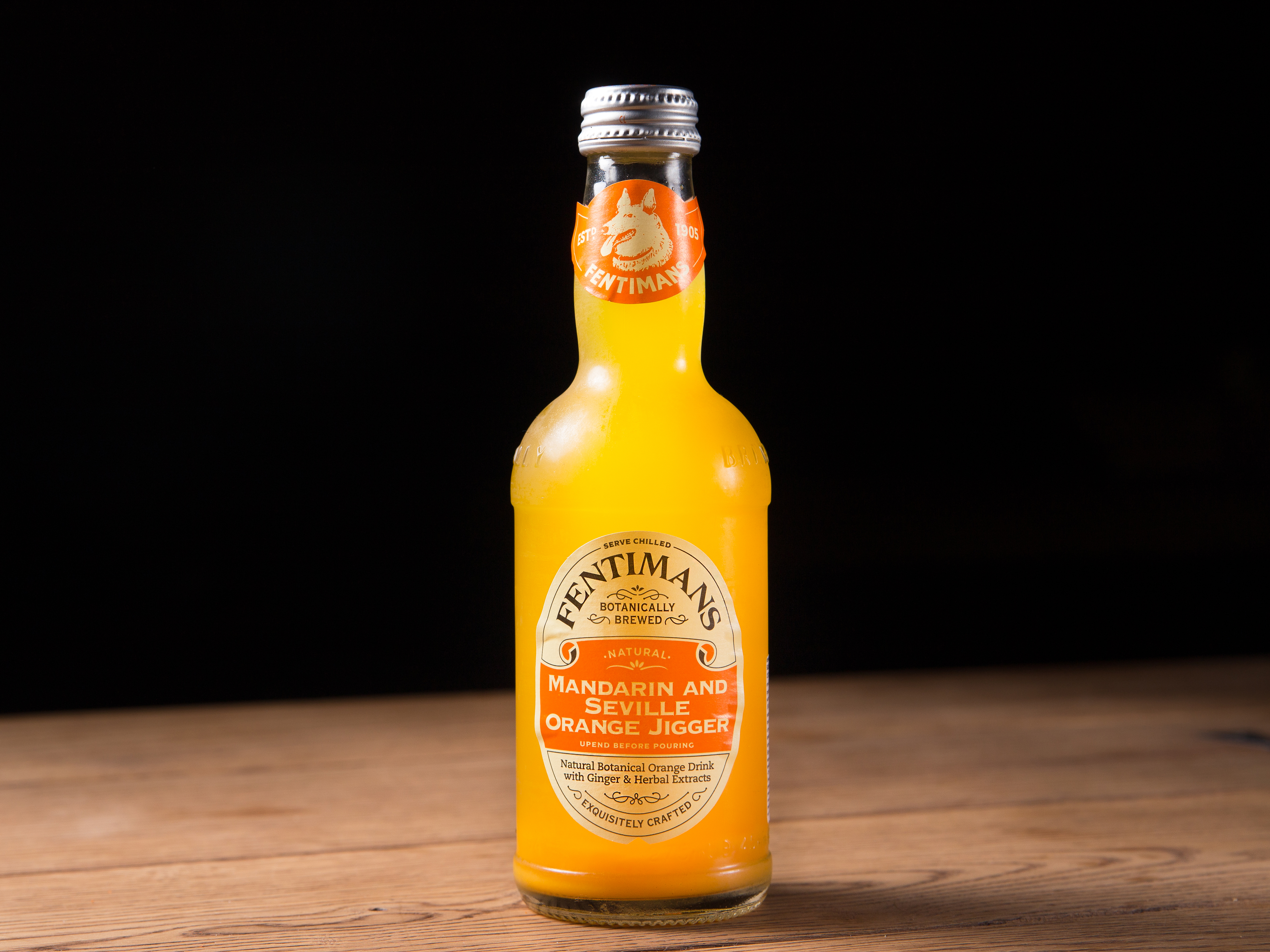 Лимонад Fentimans Mandarin and seville orange jigger