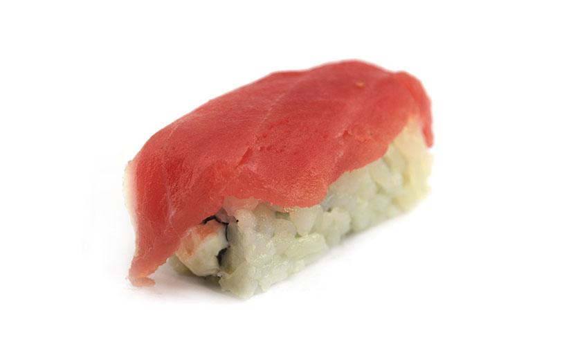 Суши нигири Сливочный тунец