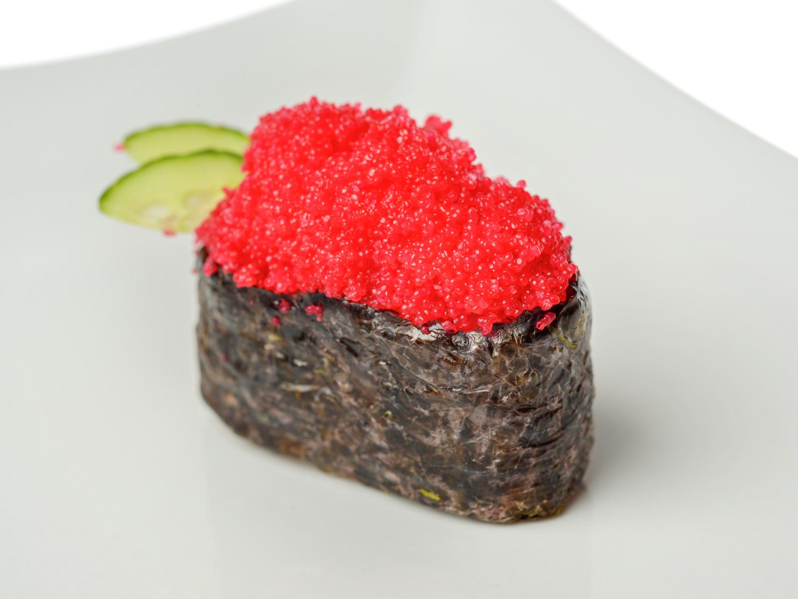 Суши Икра масаго