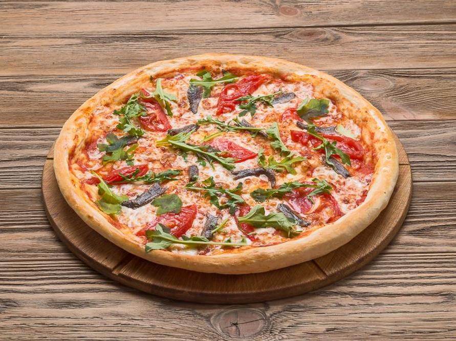 Пицца Лигурия