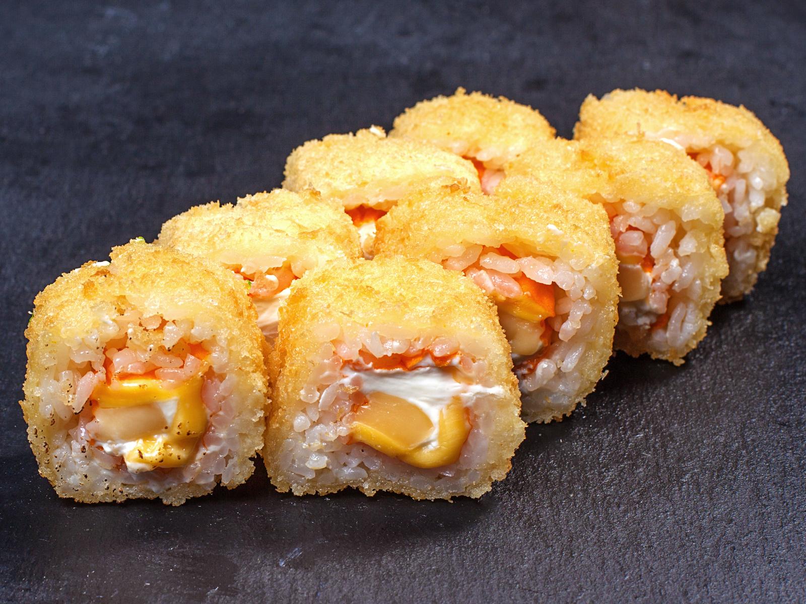 Ролл Панко с сыром