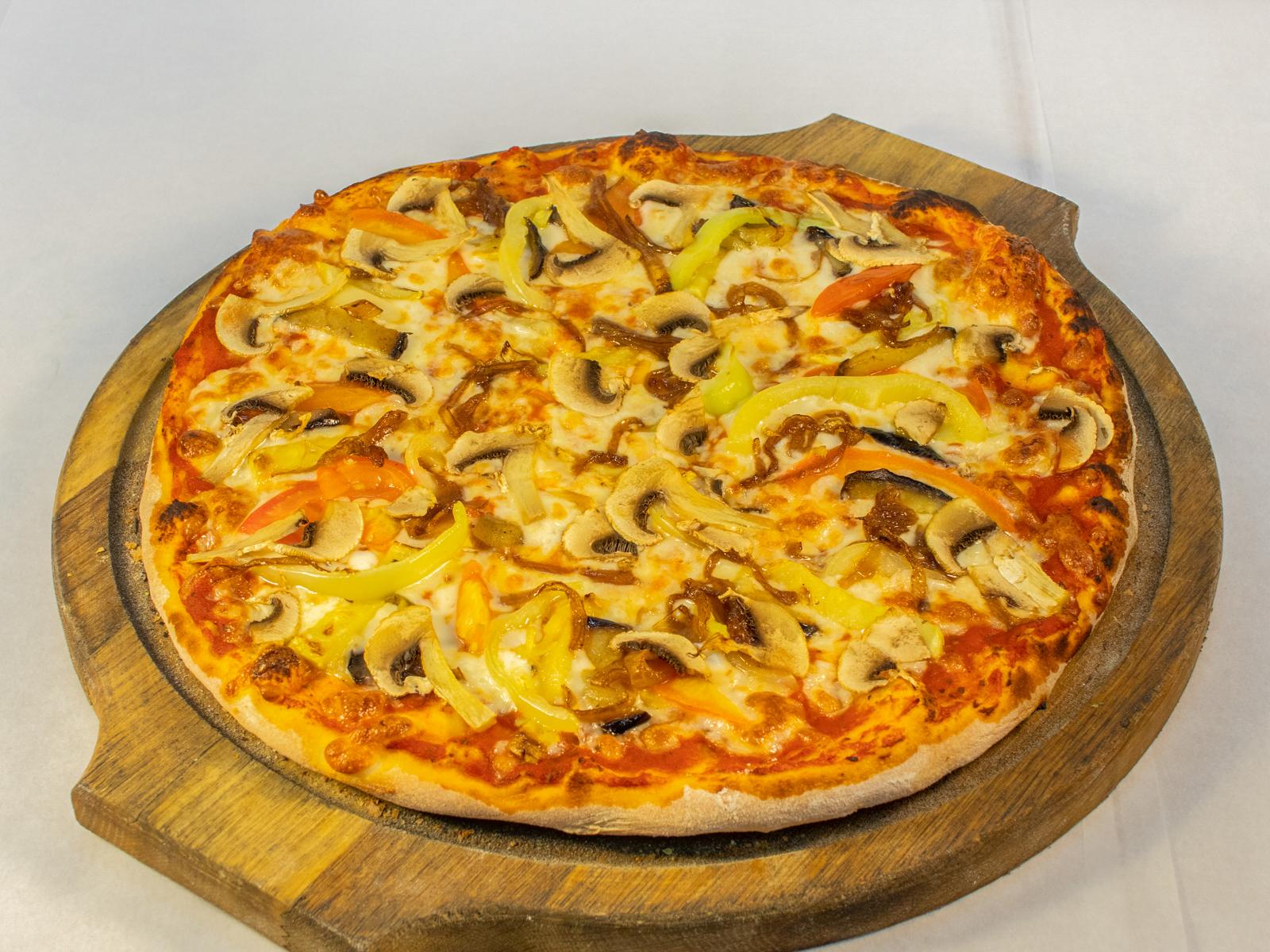 Пицца Вегета Гриль
